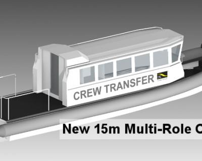 PRESS RELEASE: Commercial Rib Charter Announces New 15m Cabin Rib: GALAXY