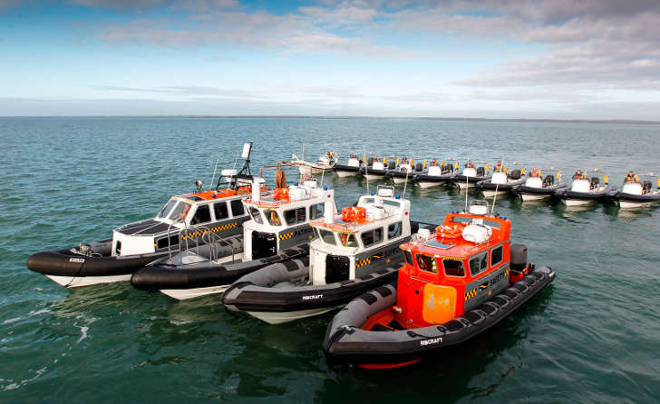 Commercial Rib Fleet