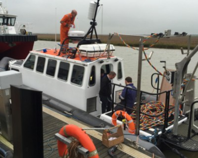 New Dive Support Vessel for CRC