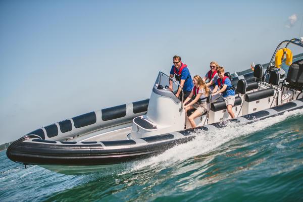 Open Rib Bareboat