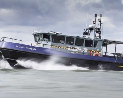 Exciting New Addition to the CRC Fleet.