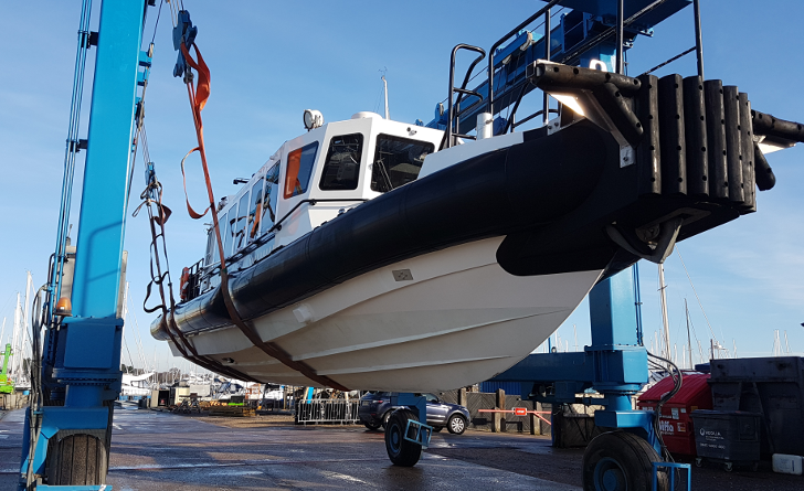 Winter Refits - Well Underway!
