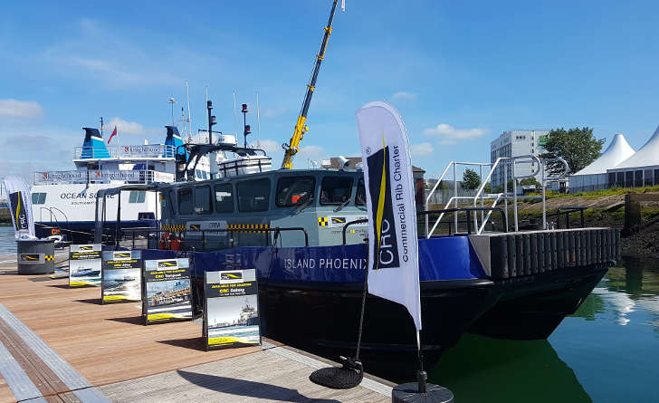 Seawork '17 - A successful show.