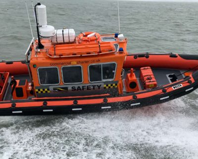 New Safety Boat on Fleet!