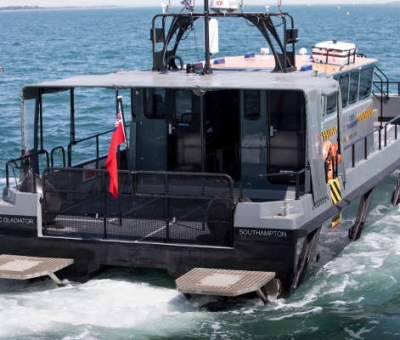 14m Multi Role Catamaran