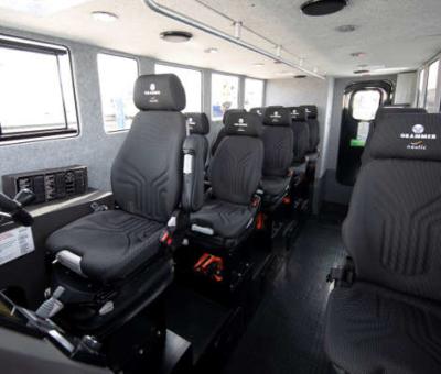 Suspension seats