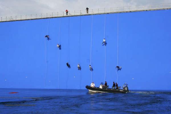 Stunt Boat